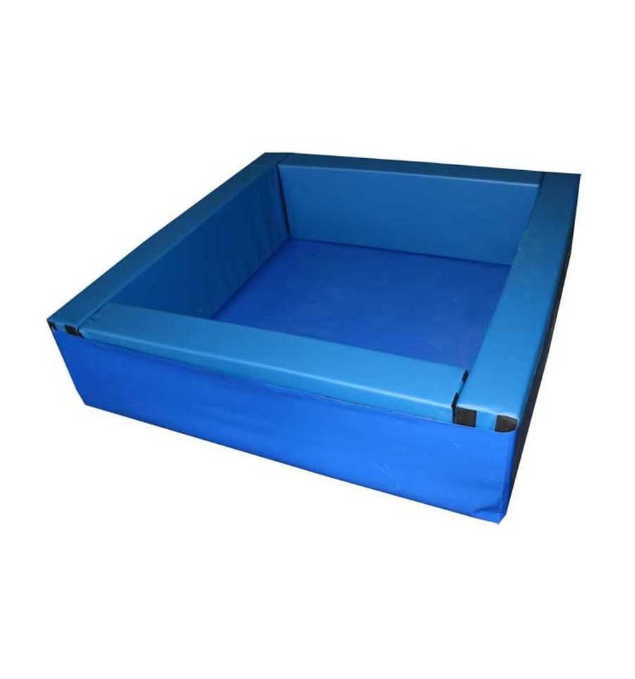 Suelo de lona pvc para piscina cuadrada for Parches para piscinas de lona