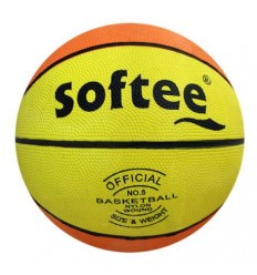 Pelota Softee Baloncesto Nylon 5
