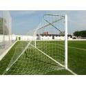 Red Fútbol 11 3mm Poliester blanca ( juego )