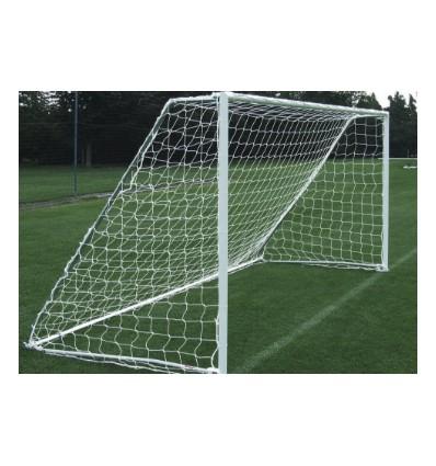 JUEGO DE REDES Fútbol 7 - 4mm POLIPROPILENO MALLA 120 mm.