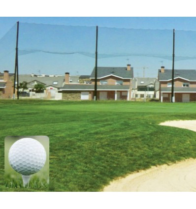 Red protección Golf 2.3mm Malla 20mm polipropileno (€/m2)