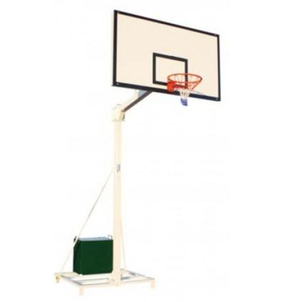 Juego canastas trasladables deluxe baloncesto