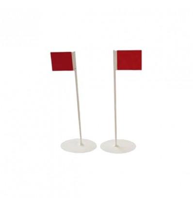Juego banderines falta equipo