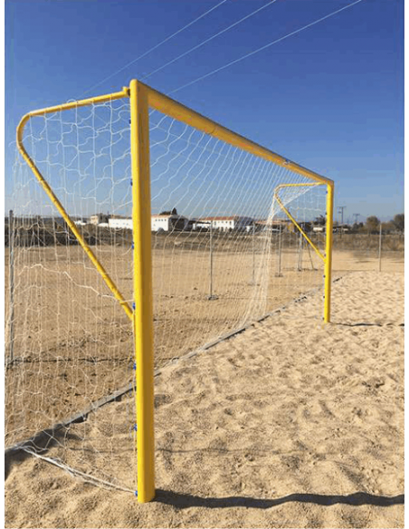 Porterías fútbol playa